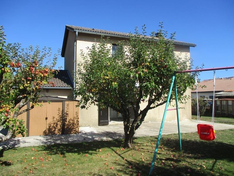 Vente maison / villa Nurieux volognat 175000€ - Photo 1