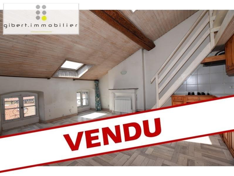 Sale apartment Le puy en velay 56500€ - Picture 1