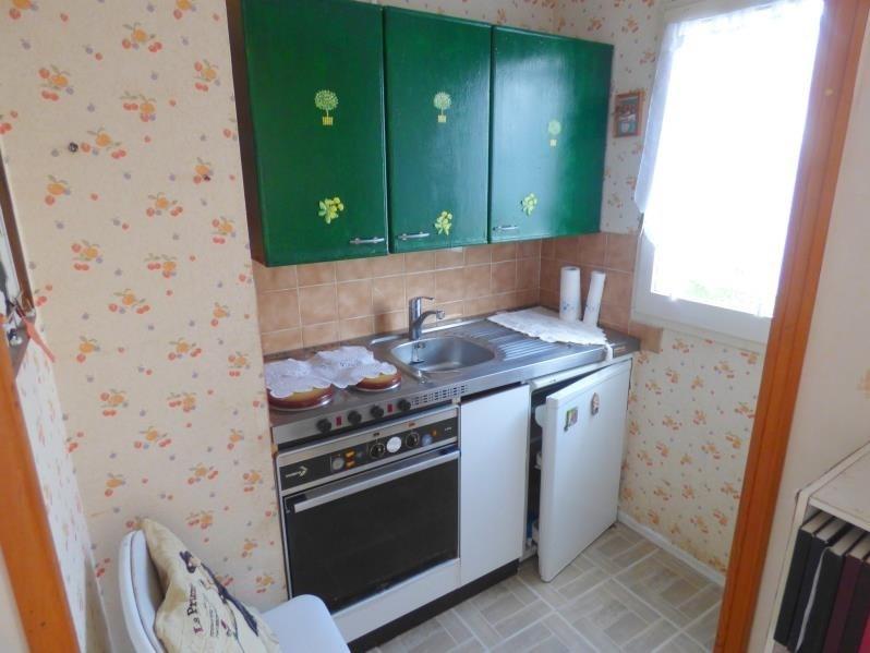 Verkoop  appartement Villers sur mer 118000€ - Foto 5