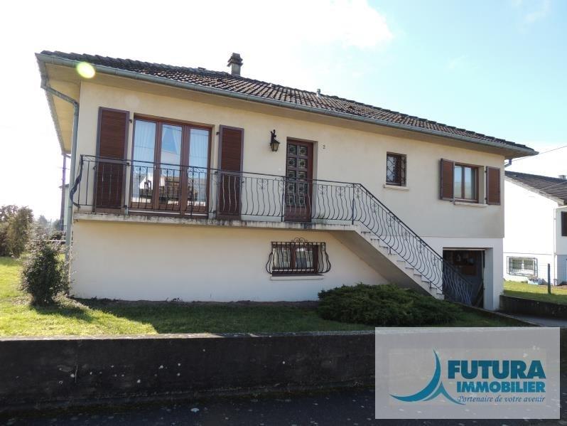 Sale house / villa Morhange 146000€ - Picture 2