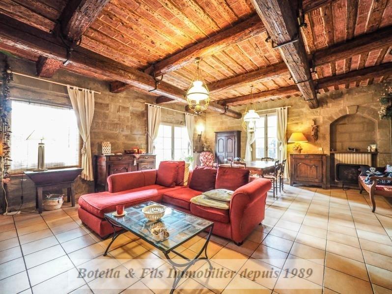 Verkoop van prestige  huis Uzes 645000€ - Foto 4