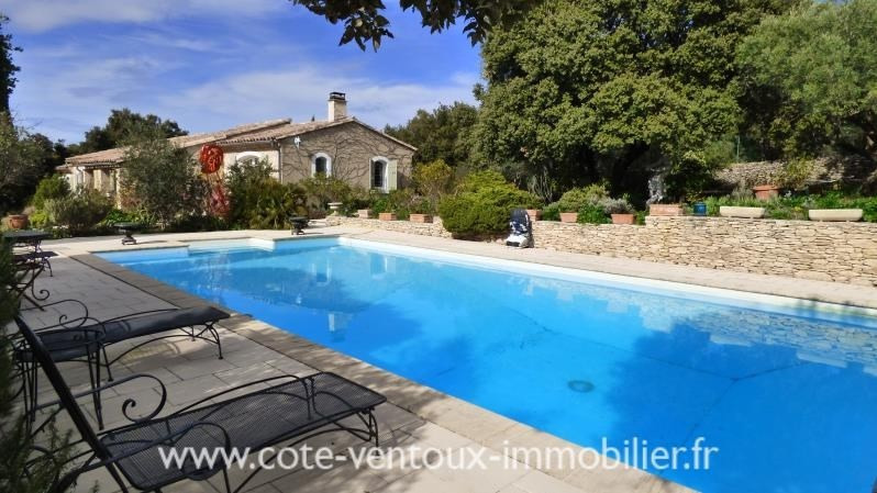 Deluxe sale house / villa Venasque 735 000€ - Picture 16