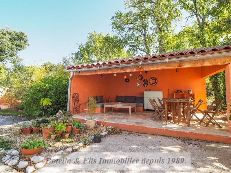 Venta  casa Uzes 399900€ - Fotografía 3