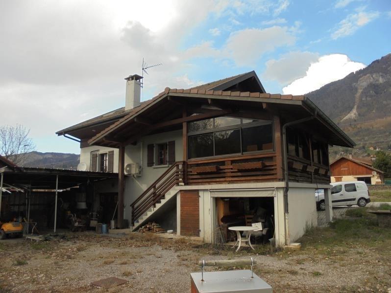 Sale house / villa Ayze 320000€ - Picture 2