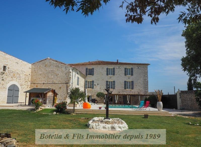 Immobile residenziali di prestigio casa Uzes 842000€ - Fotografia 13