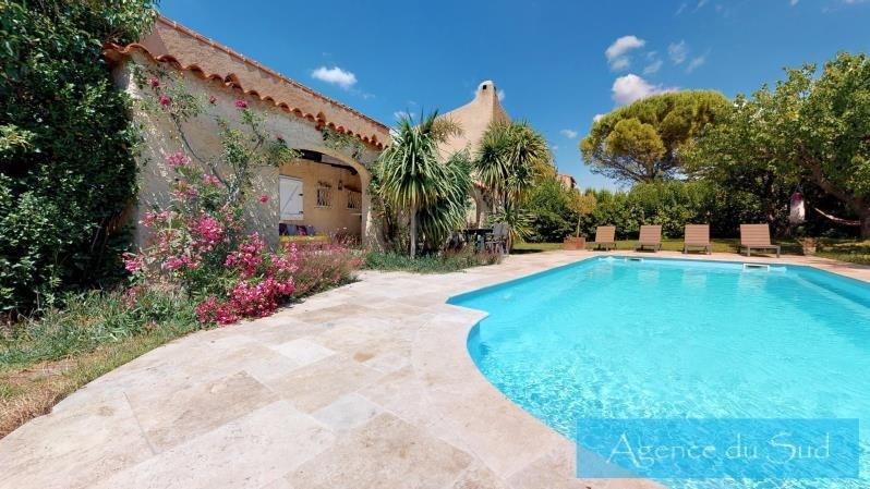 Vente de prestige maison / villa Mimet 630000€ - Photo 2