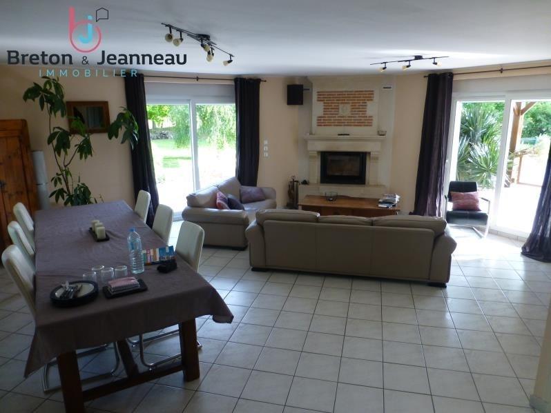 Vente maison / villa La chapelle rainsouin 312000€ - Photo 4