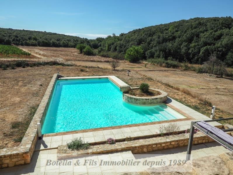 Immobile residenziali di prestigio casa Barjac 695000€ - Fotografia 14