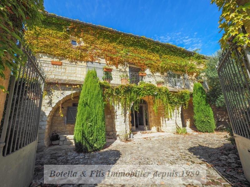 Venta de prestigio  casa Uzes 1690000€ - Fotografía 11