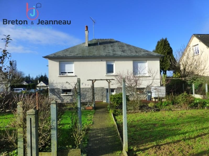 Vente maison / villa Loiron 135200€ - Photo 3