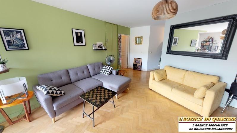 Revenda apartamento Boulogne billancourt 674000€ - Fotografia 2