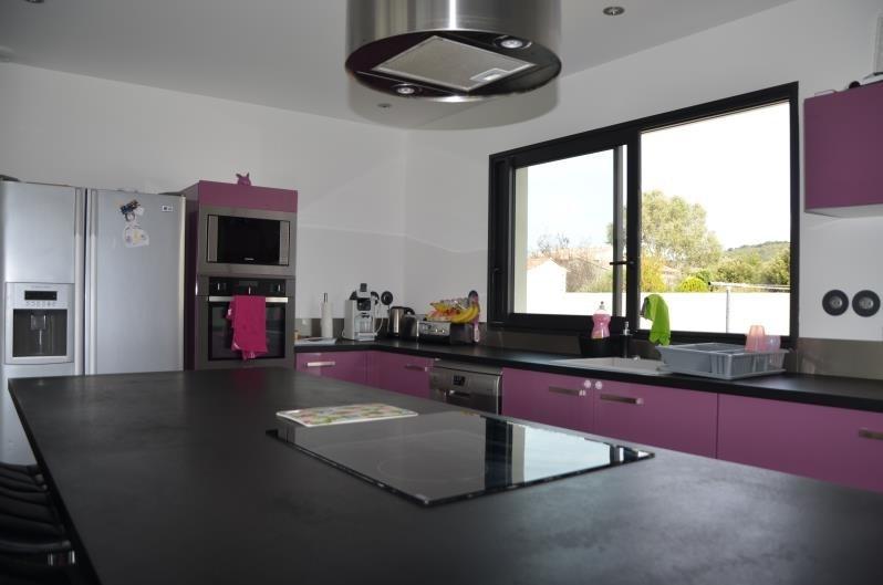 Sale house / villa Vallon pont d'arc 388500€ - Picture 3