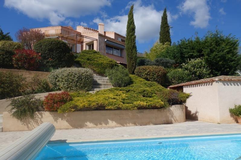 Vente de prestige maison / villa Puyloubier 730000€ - Photo 2