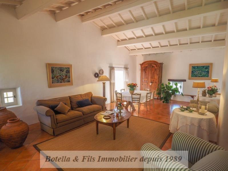 Immobile residenziali di prestigio casa Uzes 1100000€ - Fotografia 6
