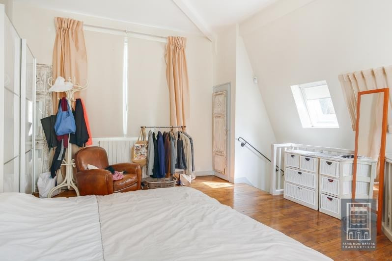 Deluxe sale house / villa Paris 18ème 1963000€ - Picture 10