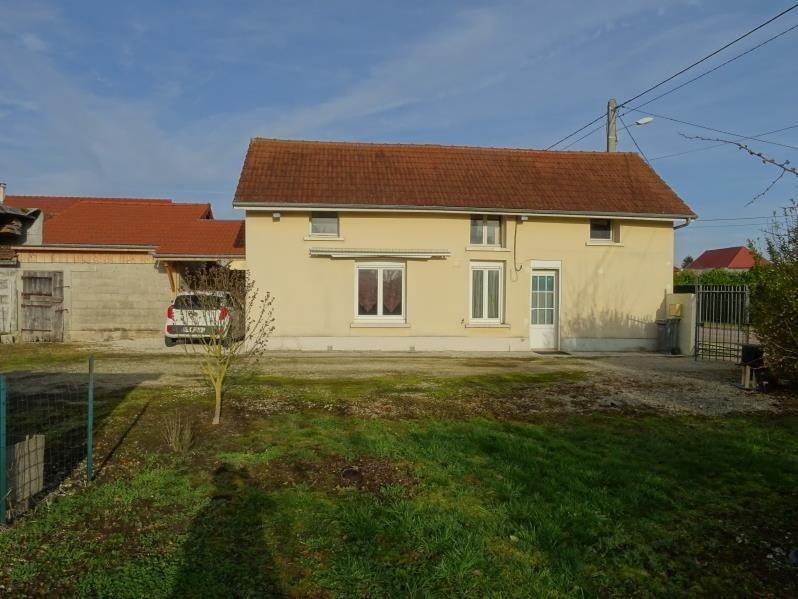 Vente maison / villa Montaulin 119500€ - Photo 1