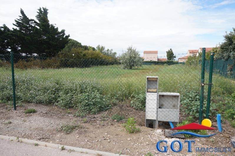 Vente terrain Torreilles 179000€ - Photo 2