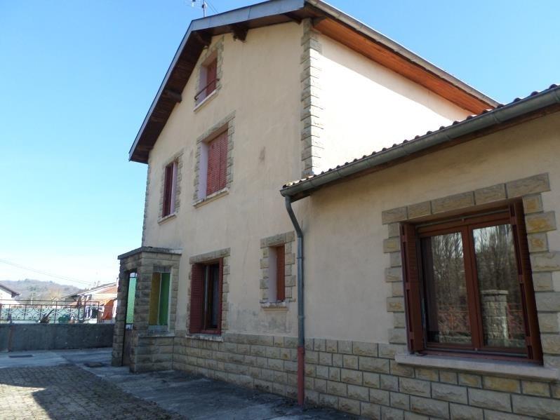 Vente maison / villa Corveissiat 110000€ - Photo 1