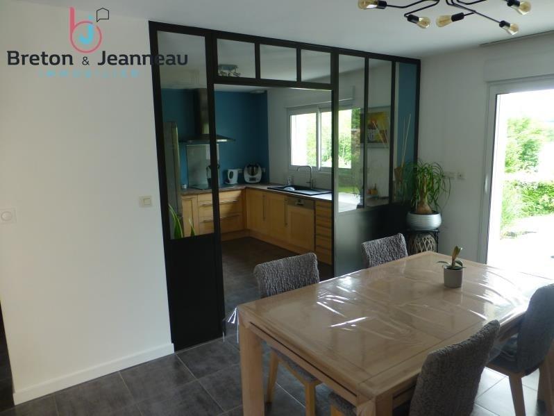Sale house / villa St jean sur mayenne 259950€ - Picture 5