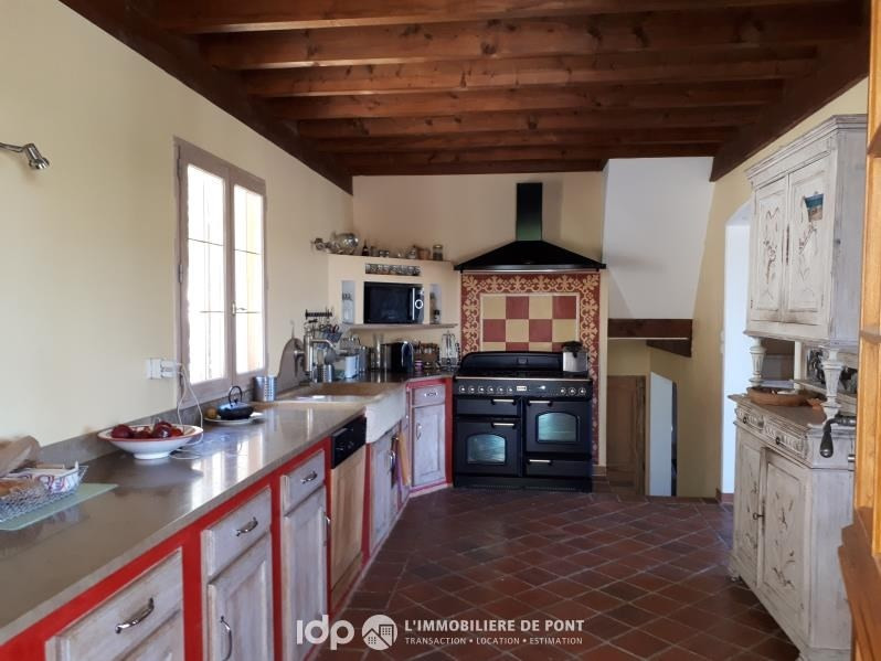 Vente maison / villa Dizimieu 437 000€ - Photo 3