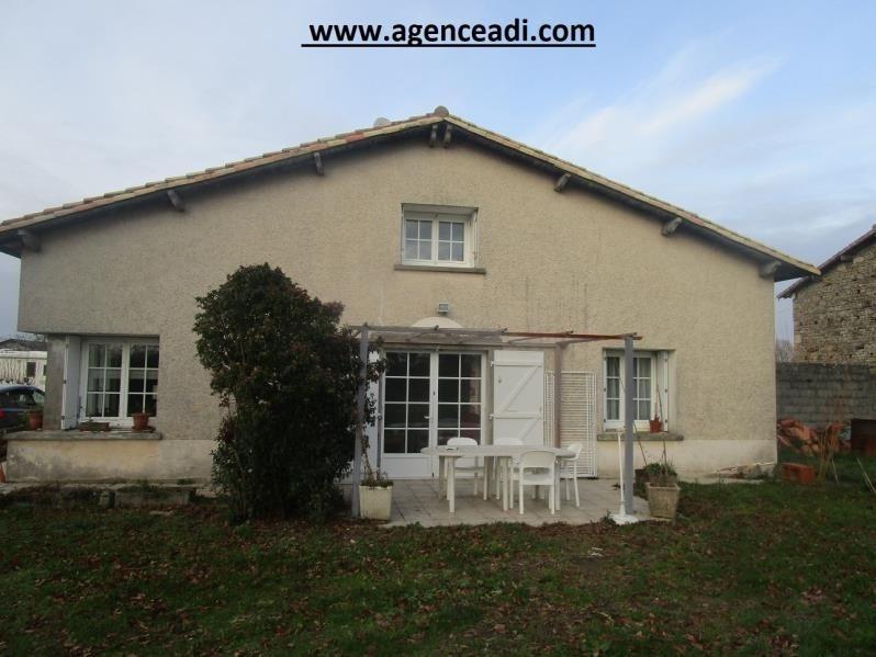 Vente maison / villa Souvigne 136500€ - Photo 1