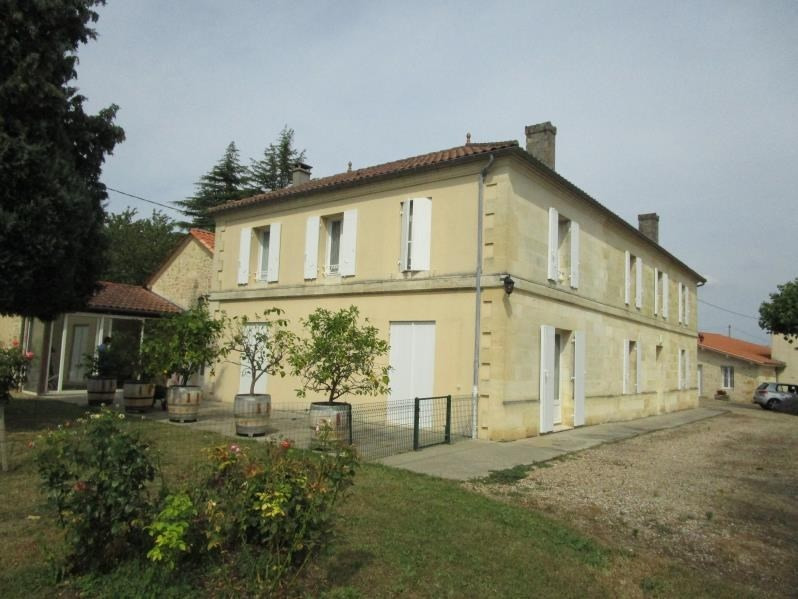 Deluxe sale house / villa St emilion 729750€ - Picture 2