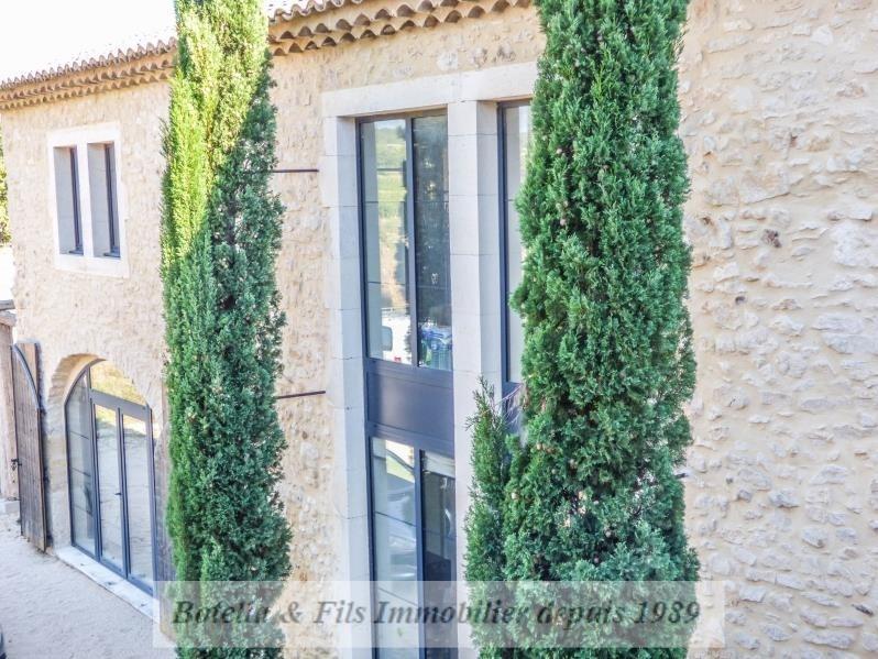 Vente de prestige maison / villa Uzes 1495000€ - Photo 9