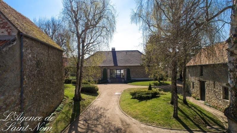 Deluxe sale house / villa St nom la breteche 1950000€ - Picture 9