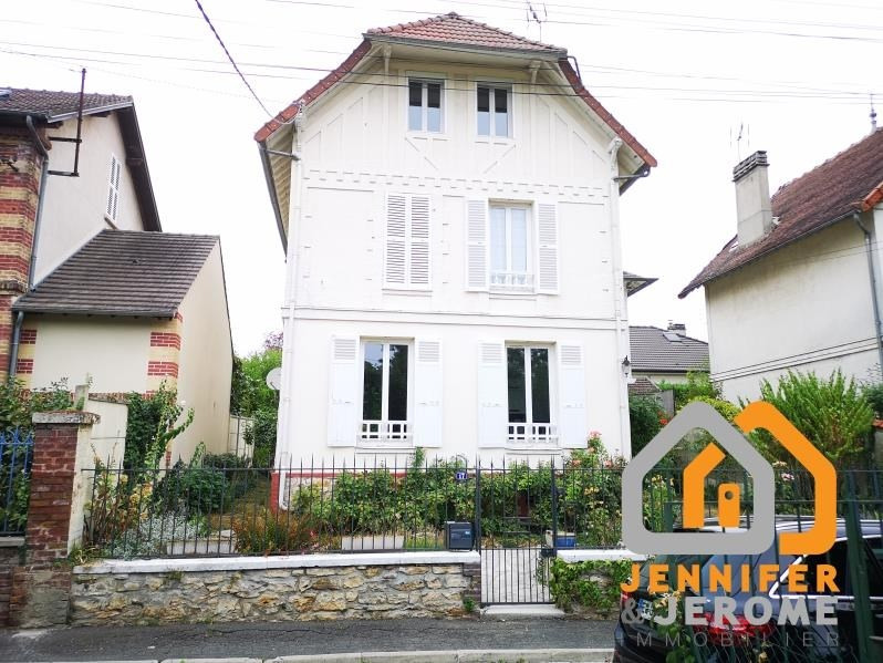 Vente maison / villa Montmorency 540 000€ - Photo 1