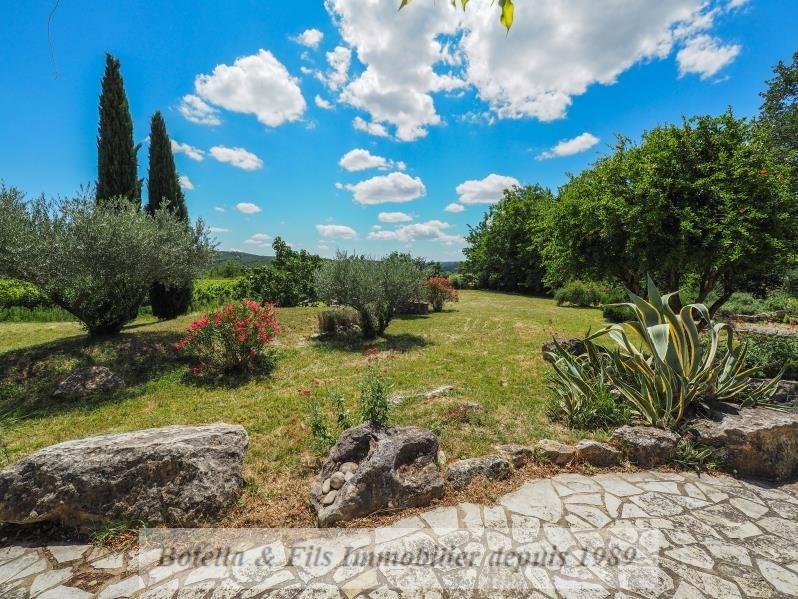 Vente de prestige maison / villa Goudargues 485000€ - Photo 3