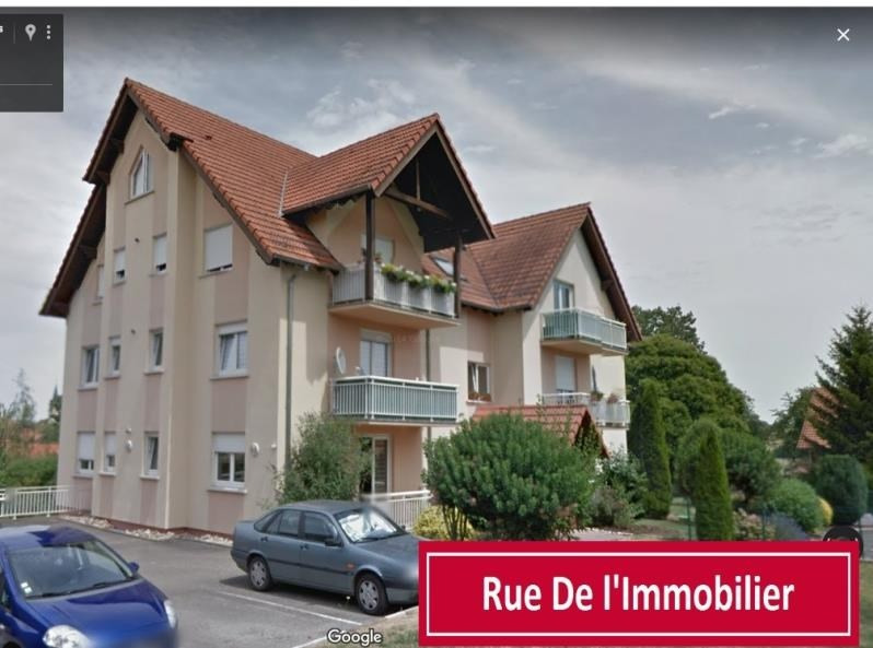 Vente appartement Soultz sous foret 139 650€ - Photo 1