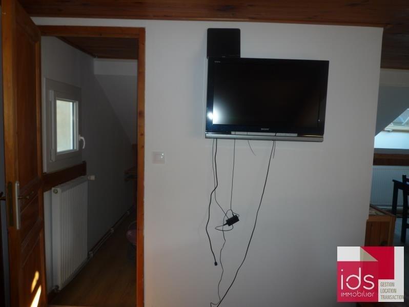 Affitto appartamento Allevard 550€ CC - Fotografia 3