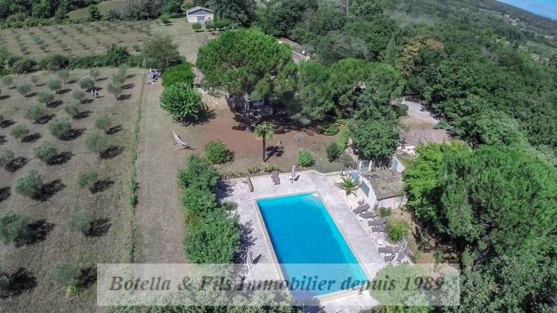 Verkoop van prestige  huis Uzes 1295000€ - Foto 3