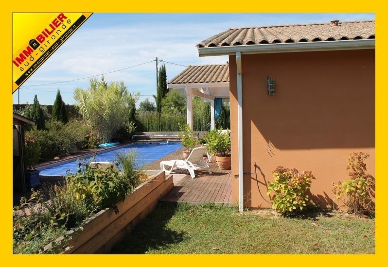 Revenda casa Langon 389100€ - Fotografia 1