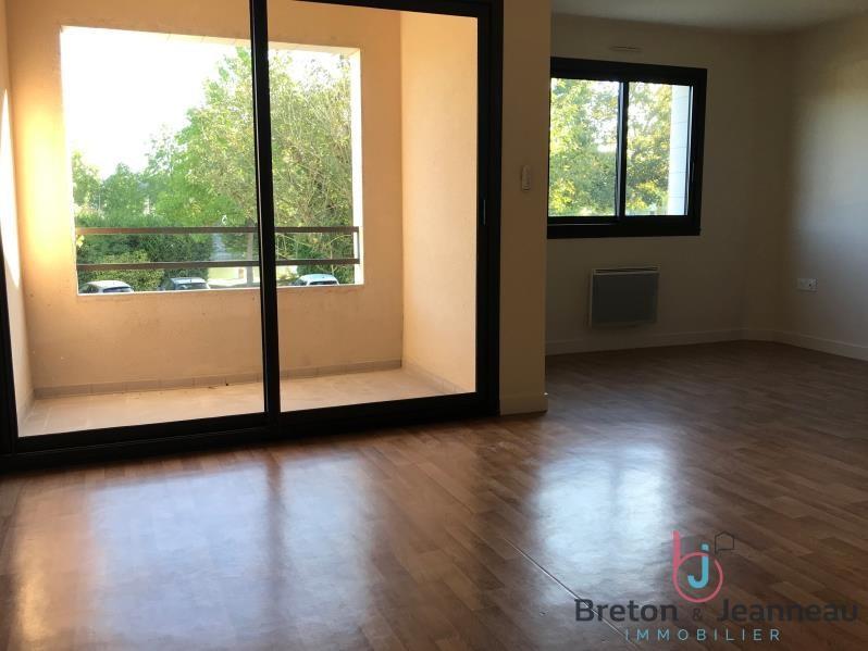 Sale apartment Laval 56500€ - Picture 2
