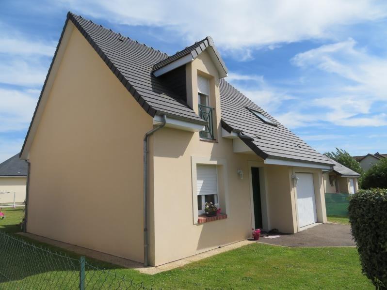 Vente maison / villa Courcelles sur seine 182000€ - Photo 1