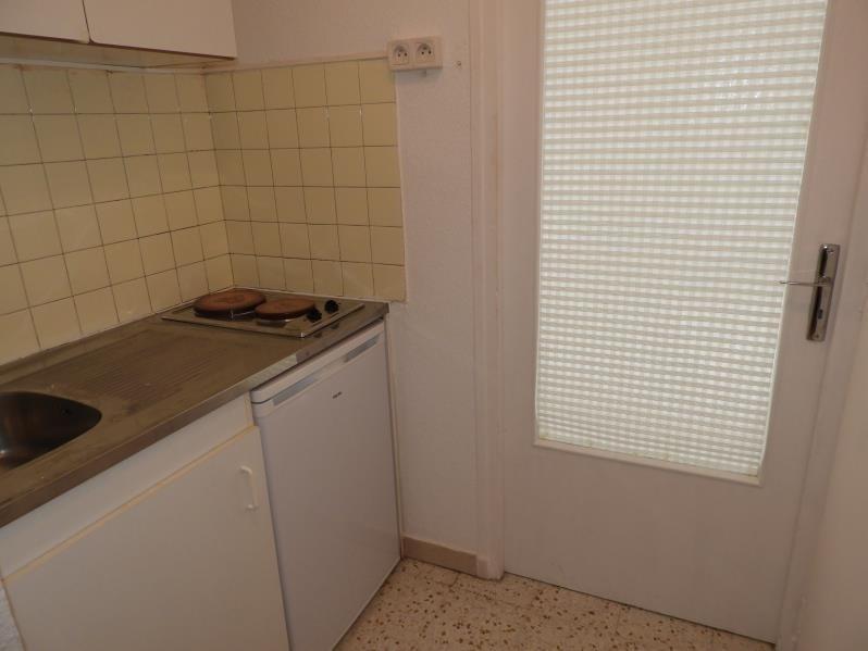 Affitto appartamento La grande motte 420€ CC - Fotografia 4