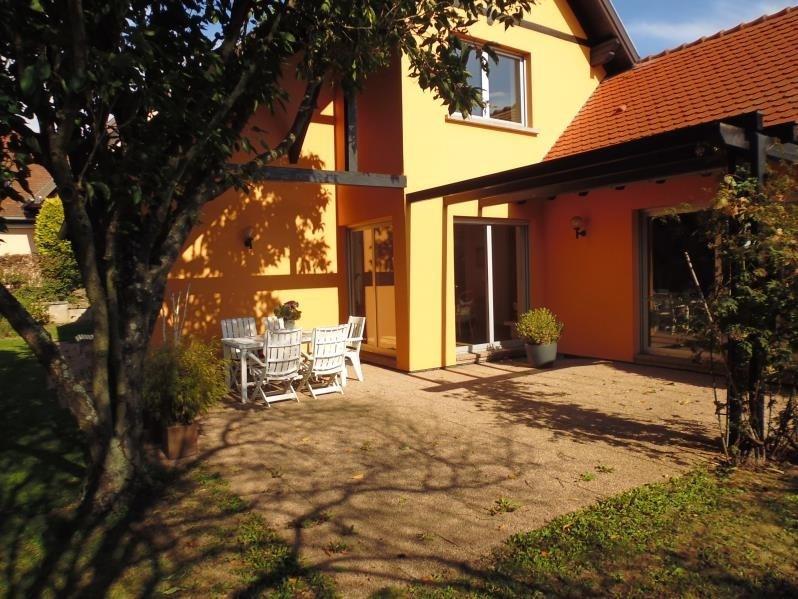 Vente de prestige maison / villa Oberhausbergen 620000€ - Photo 1