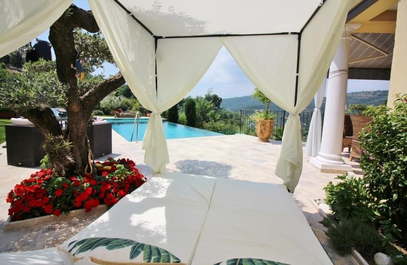 Vente de prestige maison / villa Tanneron auribeau 790000€ - Photo 13