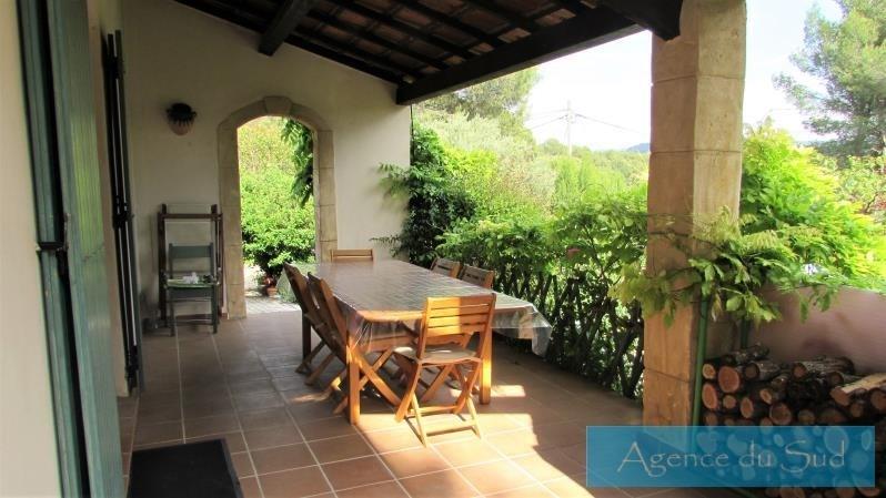 Vente maison / villa La bouilladisse 499000€ - Photo 5