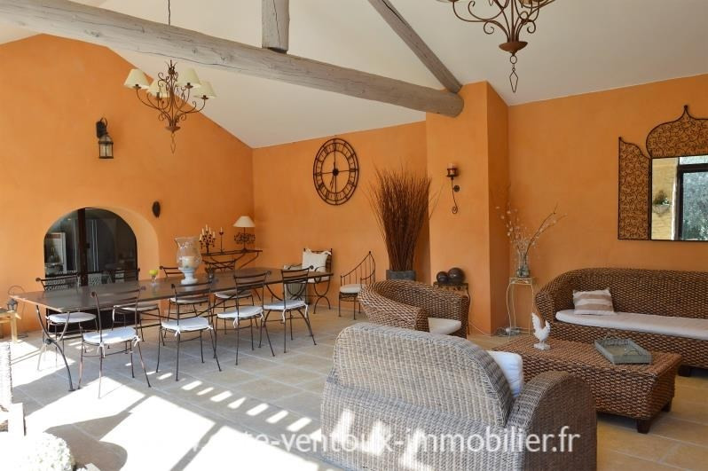 Vente de prestige maison / villa Monteux 945000€ - Photo 12