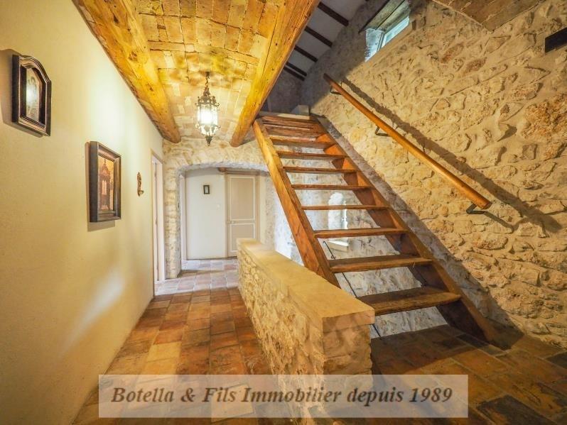 Venta de prestigio  casa Uzes 699000€ - Fotografía 9