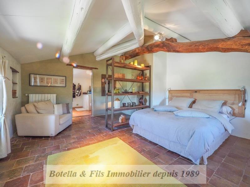 Venta de prestigio  casa Uzes 980000€ - Fotografía 8