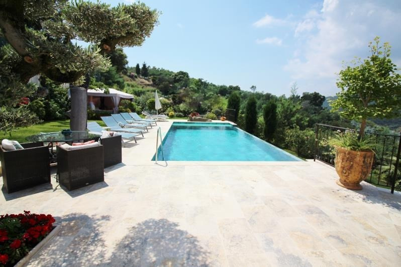 Vente de prestige maison / villa Tanneron auribeau 790000€ - Photo 14