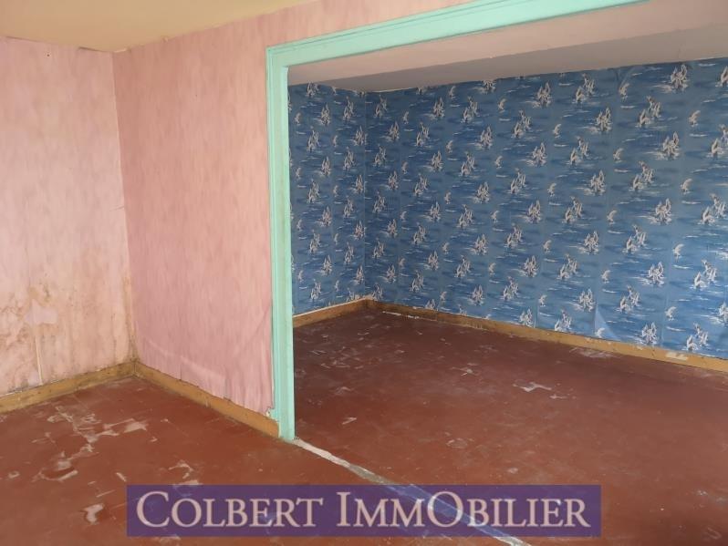 Venta  casa Chatel censoir 50500€ - Fotografía 8