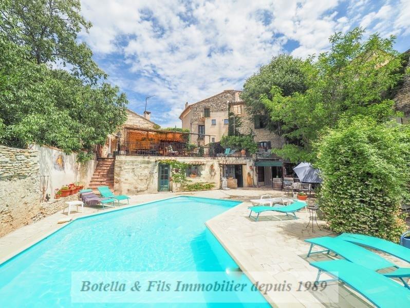 Vente de prestige maison / villa Uzes 899000€ - Photo 1