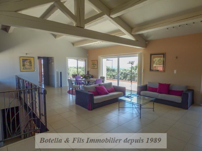 Verkoop van prestige  huis Uzes 560000€ - Foto 7