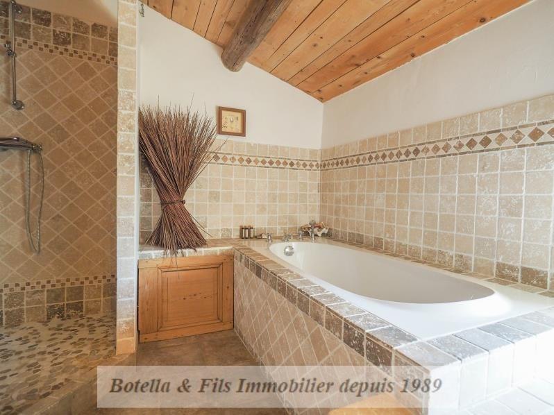 Verkauf von luxusobjekt haus Uzes 1690000€ - Fotografie 14