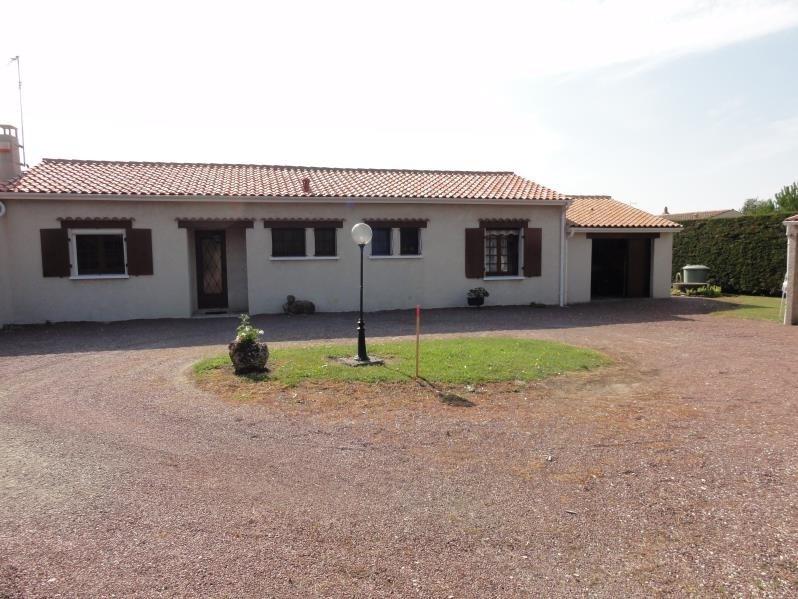 Vente maison / villa Le chateau d'oleron 384700€ - Photo 16