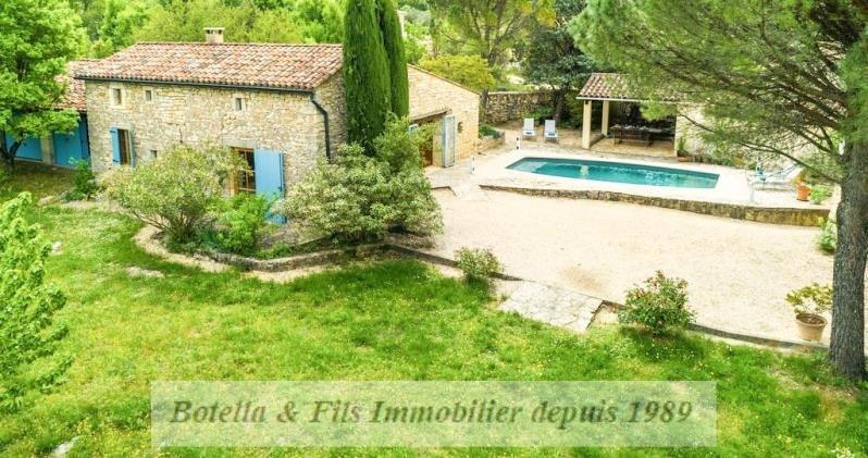 Deluxe sale house / villa Barjac 498000€ - Picture 18